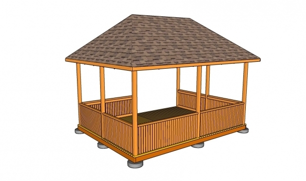 Fantastic How To Build A Gazebo Roof Gazebo Roof Plans Myoutdoorplans Free Woodworking Plans And