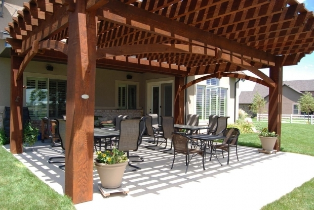 Image of Cantilever Pergola Design More Shade Plan Diy Solid Cedar Wood Cantilevered Pergola