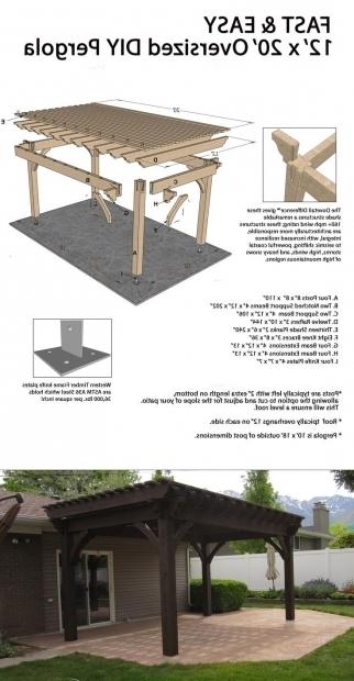 Diy Pergola With Retractable Canopy - Pergola Gazebo Ideas