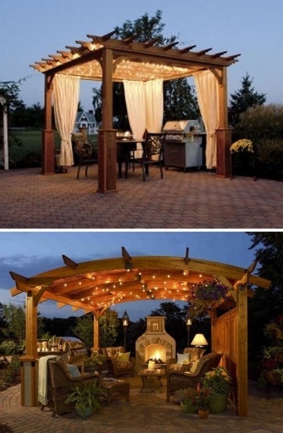 Inspiring Outdoor Pergola Curtains Best 25 Pergola Curtains Ideas On Pinterest Deck With Pergola