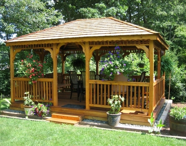 Marvelous Gazebo Ideas For Backyard Backyard Gazebos