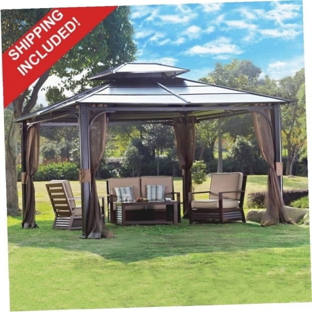 Picture of Hardtop Gazebo 10x12 Hardtop Gazebo Deck Images Reverse Search