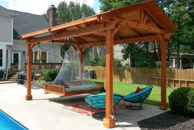 Picture of Metal Roof Pergola Free Standing Pergola With Metal Roof Roofing Decoration