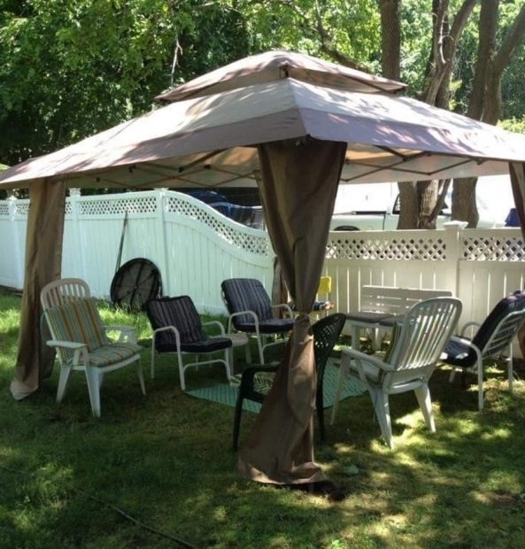 Picture of Z Shade Gazebo 13x13 Z Shade 13x13 Instant Gazebo Review