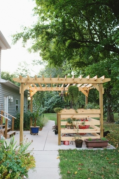 Remarkable Diy Garden Pergola Best 25 Building A Pergola Ideas On Pinterest Pergola Patio