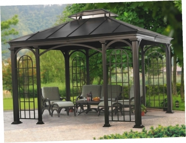 Remarkable Metal Gazebo Kits Sales Outdoor Metal Gazebo For Sale Parts Kits Top Garden Gazebos Uk Ciov