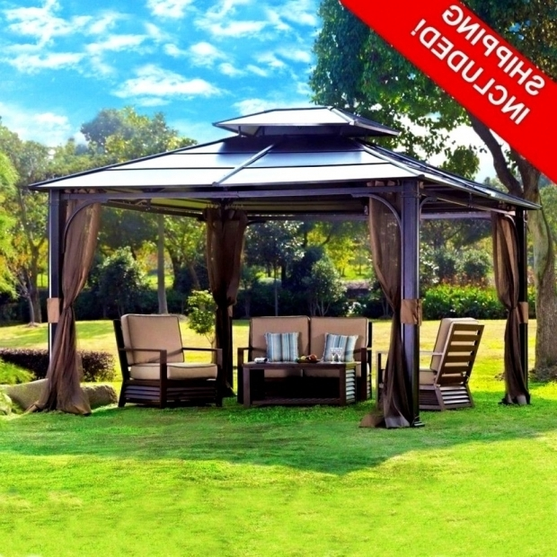 Remarkable Patio Gazebo Clearance Outdoor Spend Time Outside With Target Gazebo Kool Air