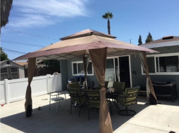 Remarkable Z Shade Gazebo 13x13 Shade 13x13 Instant Gazebo Review