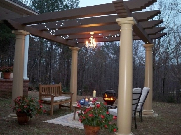 Stunning Outdoor Gazebo Chandelier Lighting Outdoor Gazebo Lighting Destroybmx