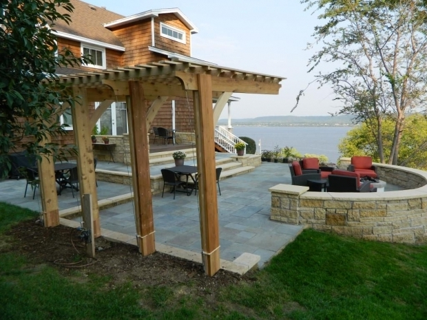 Wonderful Cantilever Pergola Design Pergola Addition