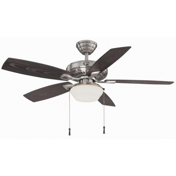 Alluring Outdoor Fan For Gazebo Hampton Bay Gazebo Ii 52 In Indooroutdoor Weathered Bronze