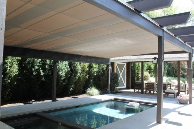 Alluring Pergola Covers Retractable Pool Shade Ideas 7 Ways To Cover Your Swimming Pool