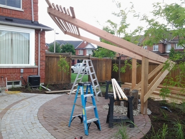 Amazing Cantilever Pergola Cantilevered Pergolas Take Flight Blackline Designbuild