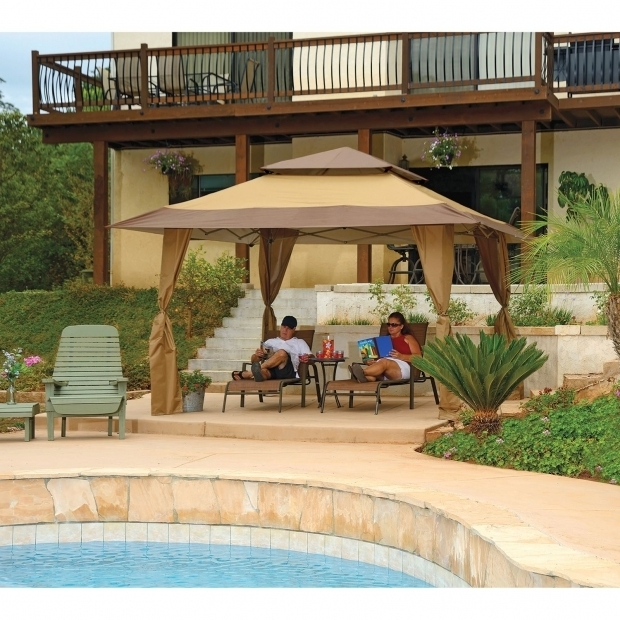 Amazing Z Shade 13x13 Gazebo Replacement Canopy Z Shade Instant Gazebo 13 X 13 Walmart