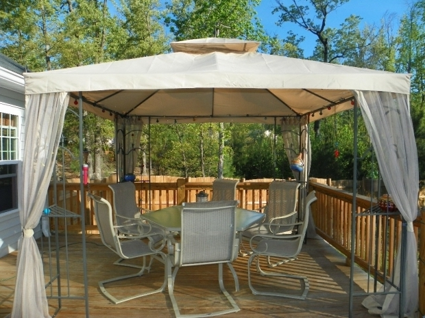 Portable Gazebo For Deck