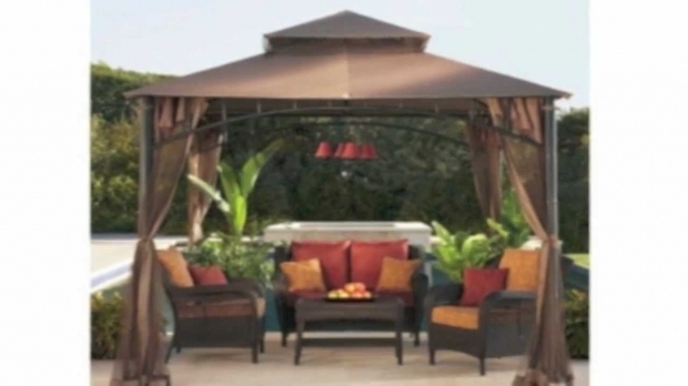 Delightful Threshold Madaga Gazebo Target Madaga Gazebo Replacement Canopy Youtube