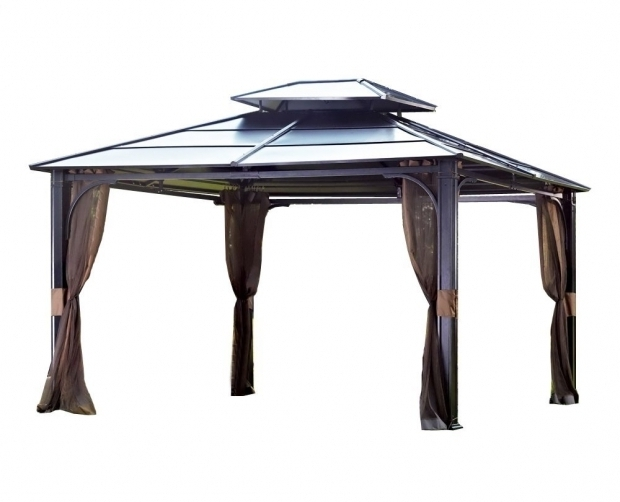 Fantastic 10 X 12 Chatham Steel Hardtop Gazebo Full Chatham Steel Gazebo Review Best Hardtop Gazebos