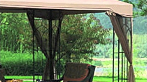 Fantastic Big Lots Gazebo 10 X 12 Replacement Canopy For The Big Lots 10x12 Arrow Gazebo Youtube