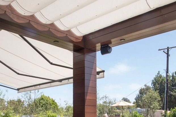 Fantastic Retractable Shade Cloth Pergola 2017 2018 Sunbrella Shade Collection