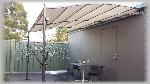 Sunshade Awning Gazebo