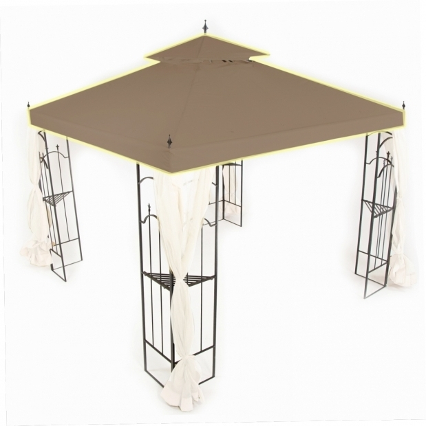 Arrow Gazebo Replacement Canopy