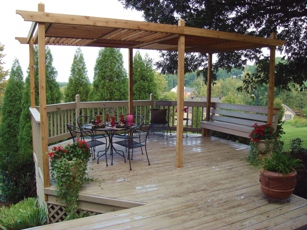 Image of How To Build A Large Pergola How To Build A Backyard Pergola Hgtv