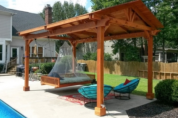 Image of Wood Pergola Kits Wood Pergola Kits Crafts Home