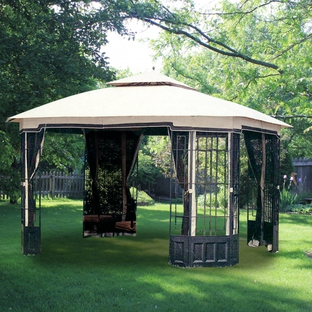 Incredible Garden Winds Gazebo Replacement Canopy For Hartford Gazebo Riplock 350 Garden Winds