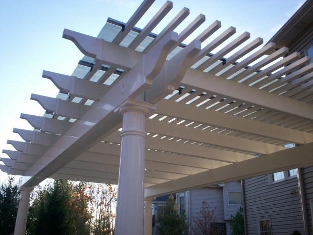 Incredible Vinyl Pergola Parts Aluminum Pergola Parts Different Pergola Parts Photos