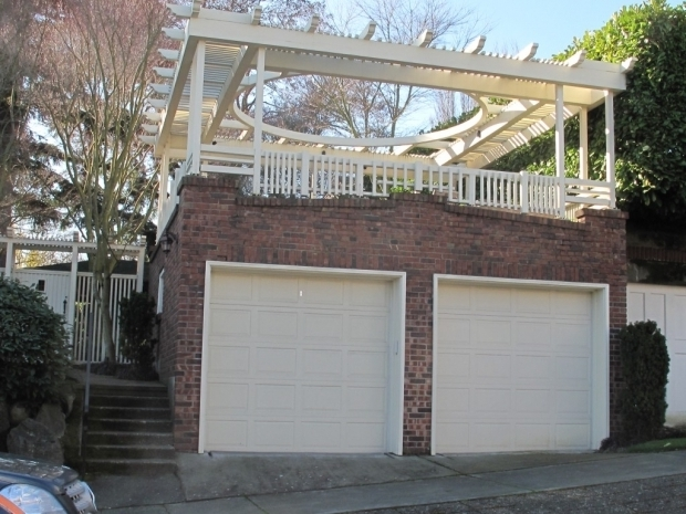 Inspiring Pergola Over Garage Door How To Build A Pergola Over Garage Door Best Pergola Over Garage