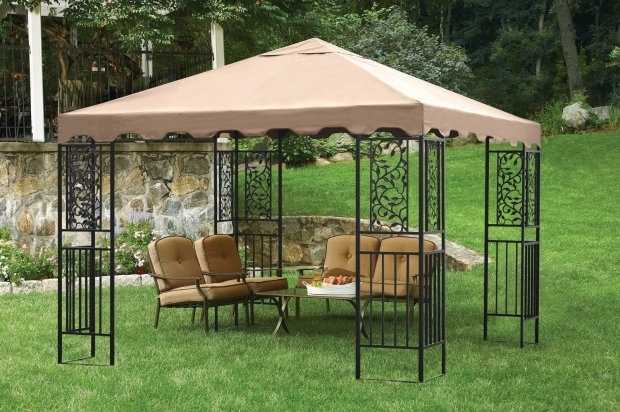 Outstanding Outdoor Canopies And Gazebos Gazebo Canopy The Pros And Cons Of Different Gazebo Canopy Materials