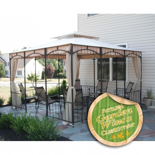 Outstanding Portable Gazebo For Deck Outdoor Spend Time Outside With Target Gazebo Kool Air