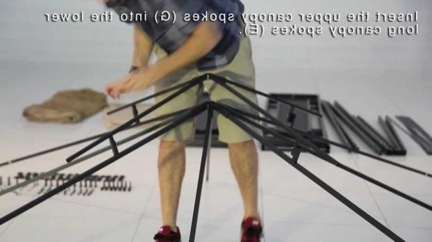 Outstanding Sunjoy Gazebo Assembly Instructions Canopy Gazebo Instruction Manual