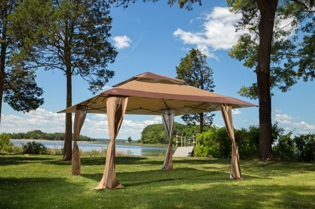 Outstanding Z Shade 13x13 Gazebo Replacement Canopy Top 10 Best Canvas Gazebos