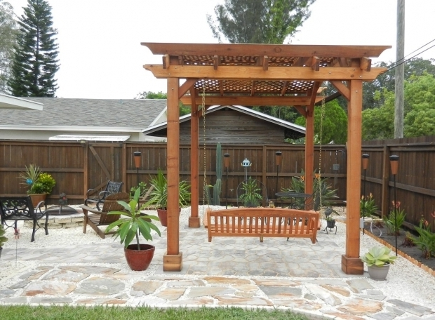 Picture of Arched Pergola Kits Arched Pergola Custom Kit Duchess Outlet