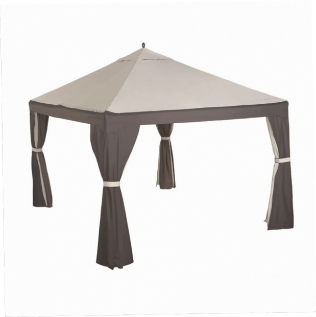 Picture of Garden Treasures Gazebo Replacement Top Garden Treasures Gazebo Replacement Parts Gazebo Ideas