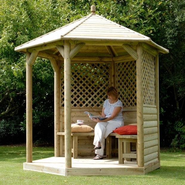 Picture of Wooden Gazebo Kits Purchasing Wood Gazebo Kits Advantages Homesfeed