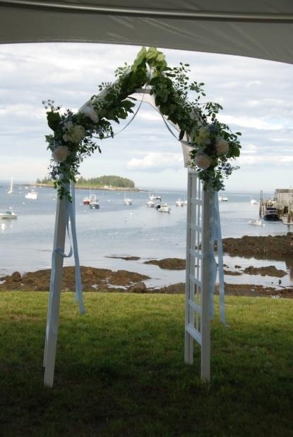 Remarkable Gazebo Inn Maine Coastal Maine Weddings The East Wind Inn