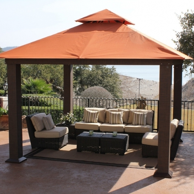 Remarkable Outdoor Canopies And Gazebos Design Best Gazebo Canopy For Your Garden Designinyou