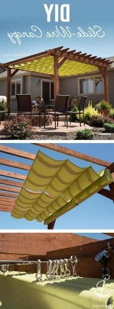 Remarkable Pergola Canopy Diy Best 20 Pergola Canopy Ideas On Pinterest Pergola With Canopy