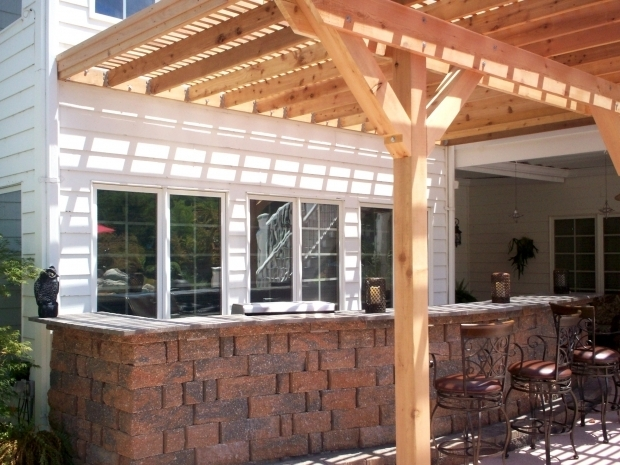 Stylish How To Build A Pergola Over A Patio Pergola Design Ideas Building A Pergola Over A Patio Best Design