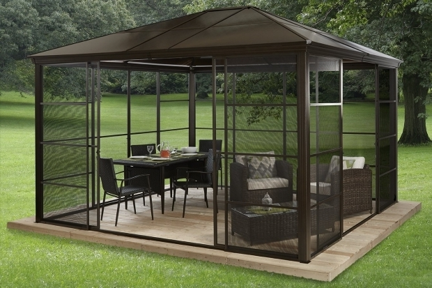 Wonderful Aluminum Hardtop Gazebo Hardtop Gazebos Best 2017 Choices Sorted Size