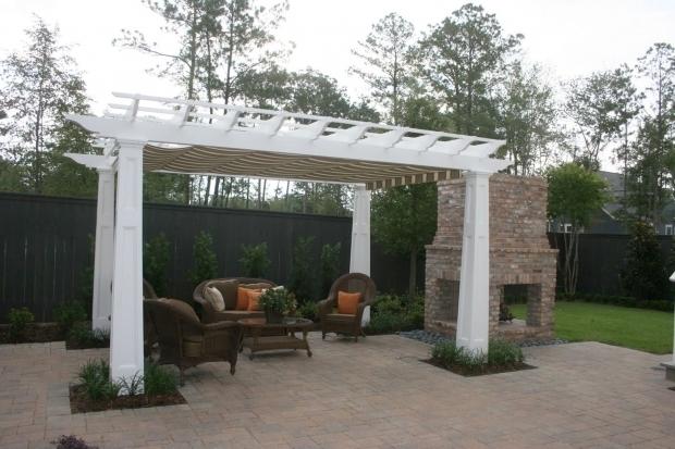 Wonderful Freestanding Pergola With Canopy Pergola Design Attached Freestanding Or Hybrid