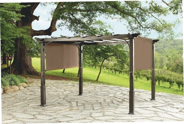 Fantastic Metal Gazebo Kits Metal Gazebos And Pergolas Gazebo Ideas