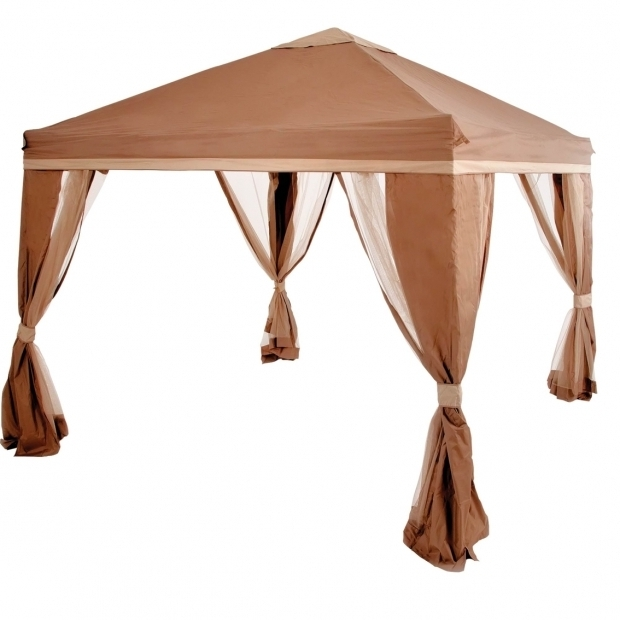 Incredible Pacific Casual Gazebo Pacific Casual 10 X 10 Ft Portable Gazebo Canopies Pergolas