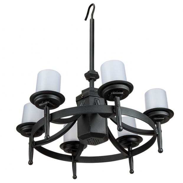 Inspiring Chandelier For Outdoor Gazebo Chatham Gazebo Led Outdoor Chandelier W Remote Control Ebay