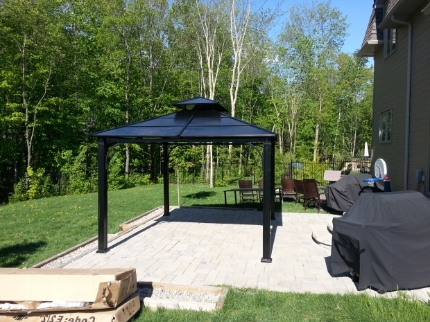 Stylish Hardtop Gazebo 10x10 Essex Hard Top Gazebo Gazebo Assemblies Pinterest Gazebo And