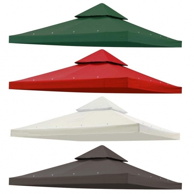 Gazebo Canopy Replacement Covers 12×12