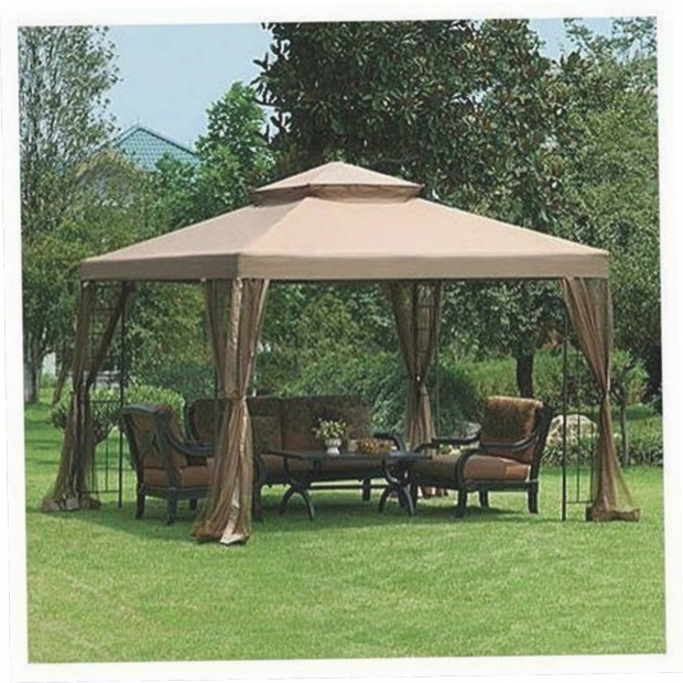 Wonderful Wilson & Fisher Sonoma Gazebo Sonoma Gazebo Gazebo Ideas
