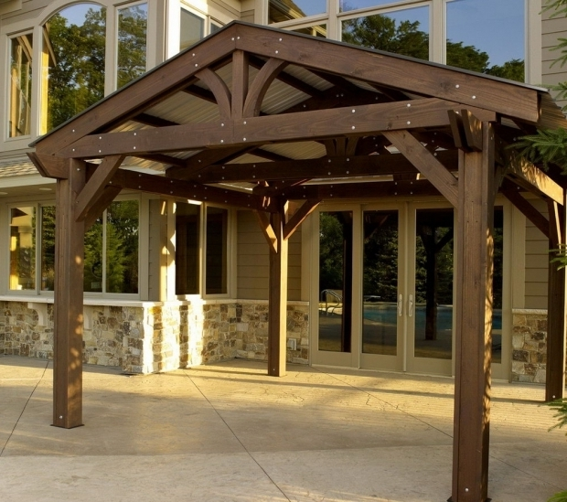 Amazing Pergola With Metal Roof Pergola With Metal Roof Pictures Home Design Ideas